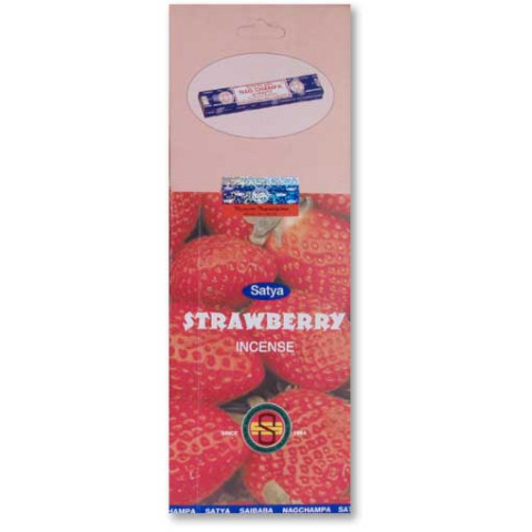 1326 - Incenso Satya Strawberry