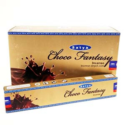 1605 - Incenso Satya Massala Choco Fantasy