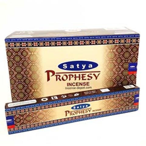 1606 - Incenso Satya Massala Prophesy