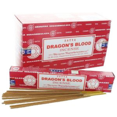 1608 - Incenso Massala Satya Dragons Blood