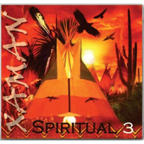 6106 - CD Xaman Spiritual Vol. 3