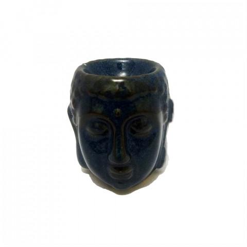 D77A - Difusor de Cerâmica LXXVII (Buda)-azul