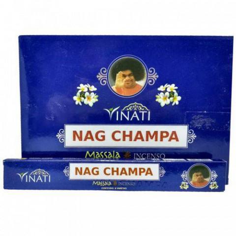 0846- Incenso Vinati Massala Nag Champa