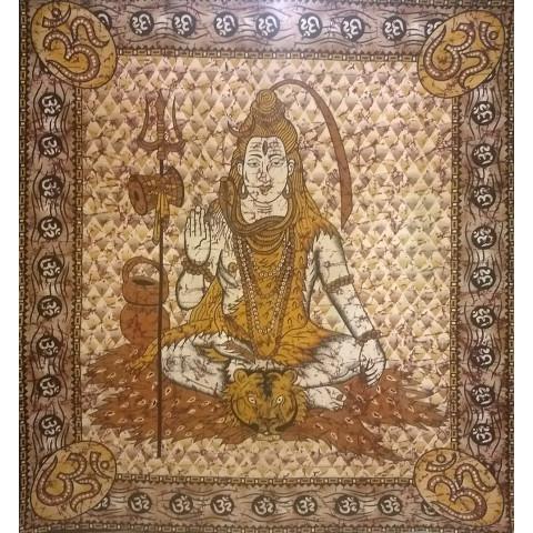 JMD806-08 - Toalha Indiana Shiva Laranja