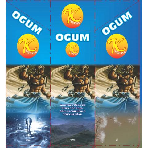 91510 - Incenso K Ogum