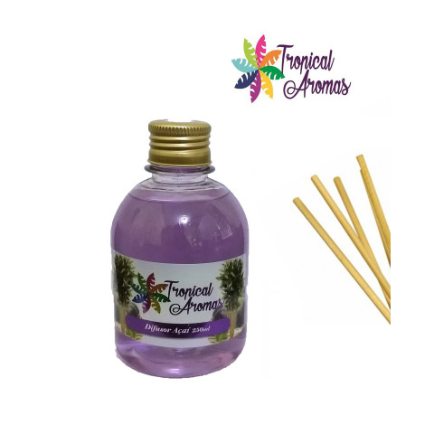 TA6103 - Aromatizador Líquido (Tropical Aromas) - Açaí Tropical