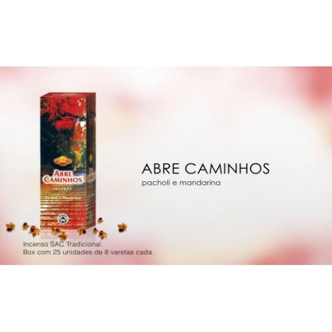 0305 - Incenso SAC Abre Caminho