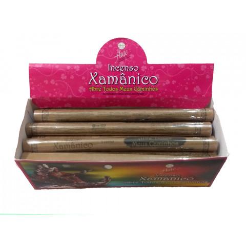 XA0101- Incenso Flute  Xamanico - Abre Todos Meus Caminhos