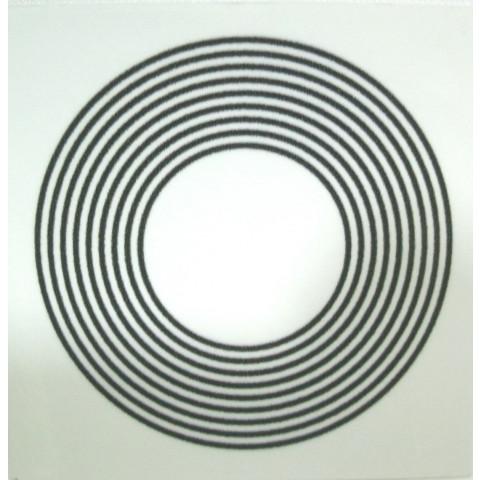 AD005 - Adesivo 9 Circulos (G)