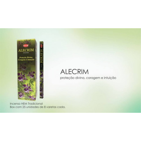1332 - Incenso Hem Alecrim