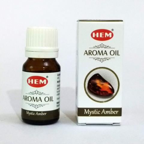 1420-11 - Hem Aroma Oil - Mystic Amber 10ml