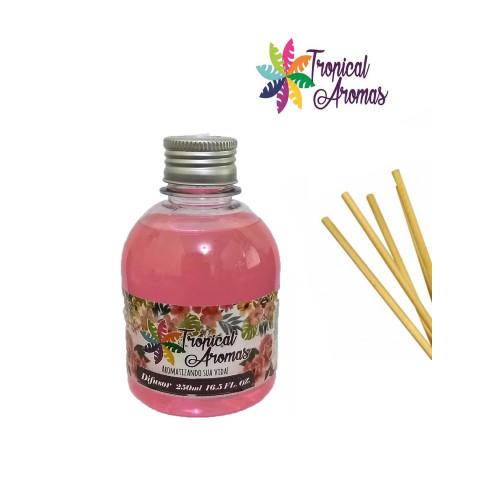 TA6060 - Aromatizador Líquido (Tropical Aromas) - Bouquet de Rosas