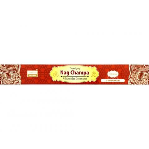 4141 - Incenso Indiano Darshan Massala Cinnamon