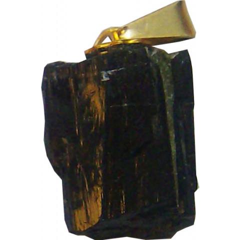 CA1046 - Pingente Turmalina Negra (10 a 14mm)
