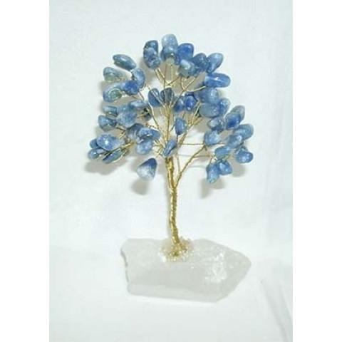 CA9043-08 - Árvore da Felicidade (Quartzo Azul)