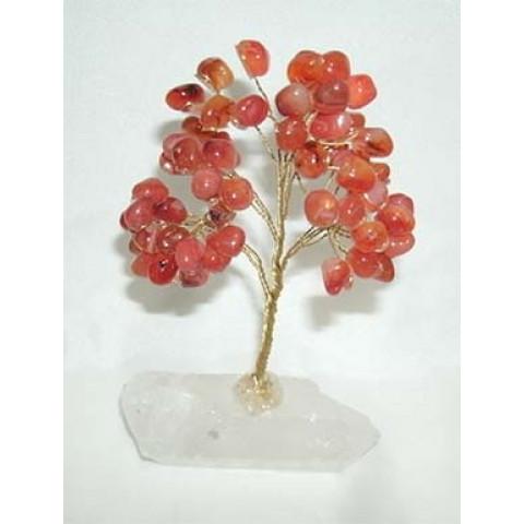 CA9043-12 - Árvore da Felicidade (Ágata de Fogo)
