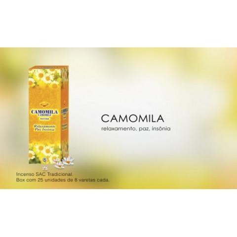 0275 - Incenso SAC Camomila