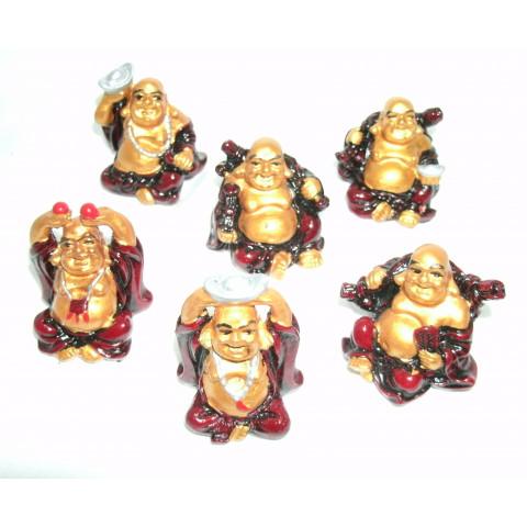 CPA001264638 - Jogo c/ 6 Budhas (P)