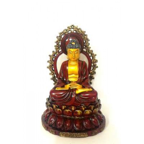 CPA001314638 - Buda Sakyamuni Sentado