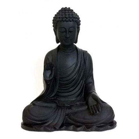 CPA001534638 - Buda Preto Sentado (NY1281906)