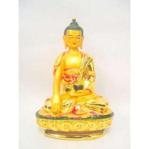 CPA001733913 - Buda Tailandês Dourado