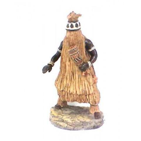 CPA020119482- Orixá Africano Obaluaê