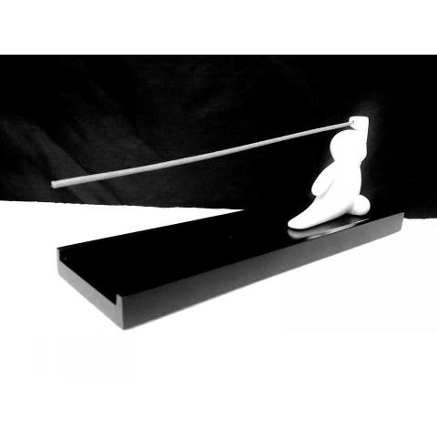 CPA030130086 - Incensário Canoa Kung Fu