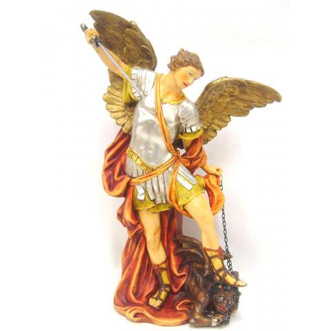 CPA041099293 - Escultura Arcanjo São Miguel
