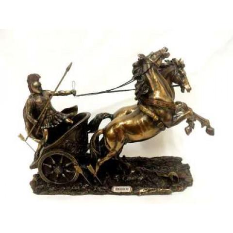 CPA041299234 - Heroi Grego Achilles Bronzeado