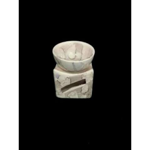 CPA600139297 - Aromatizador Quadrado Cinza (P)