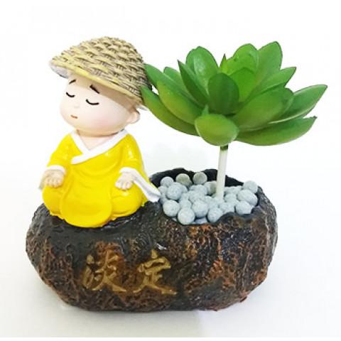CPA998039098 - Monginho Zen Amarelo