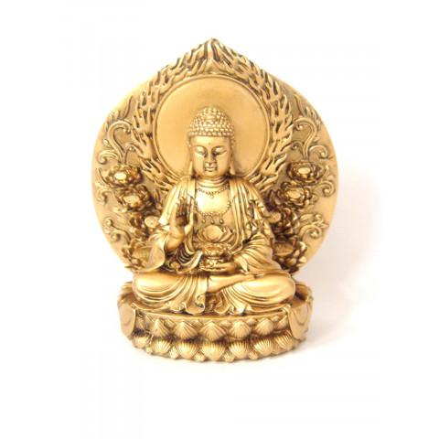 CPB001000054 - Buda no Trono (G) O