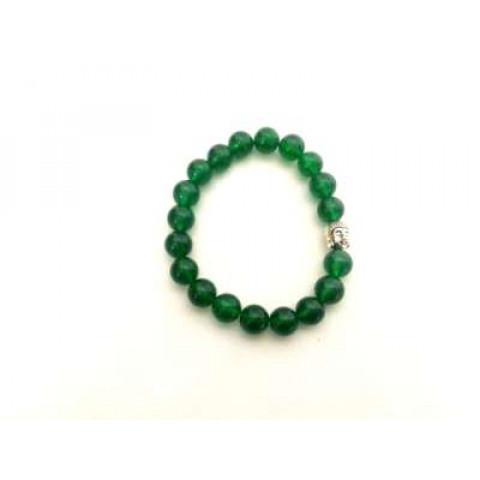 CPNA20544619 - Pulseira T10 Buda Jade/Verde