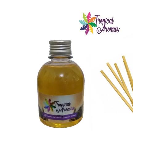 TA6050 - Aromatizador Líquido (Tropical Aromas) - Cravo & Canela