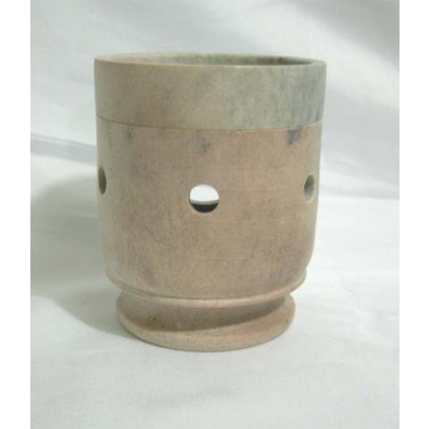FA003-13 - Aromatizador Redondo Pedra Sabão