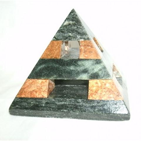 FA004-05 - Pirâmide Pedra Sabão Asteca (M)