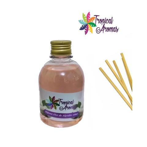 TA6101 - Aromatizador Líquido (Tropical Aromas) - Flor de Algodão