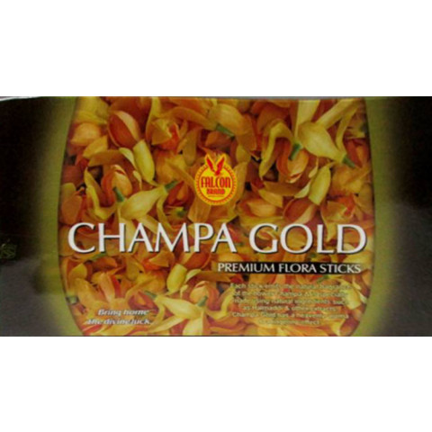 0227 - Incenso Champa Gold Premium (cx=12)