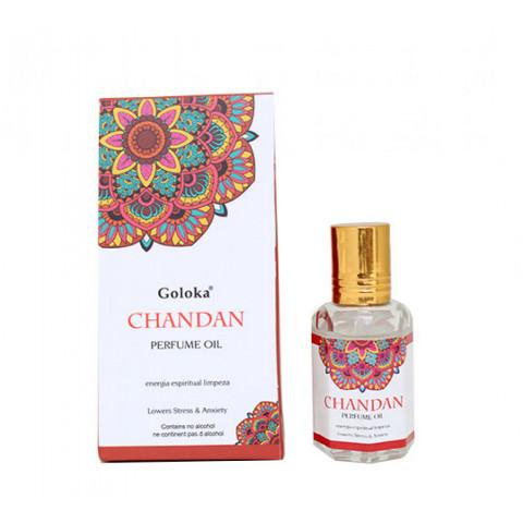 3212-26 - Óleo Perfumado Goloka Chandan