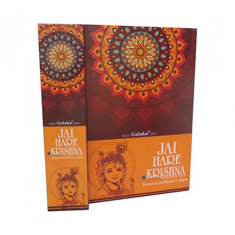 0797 - Incenso Goloka Jai Hare Krishna