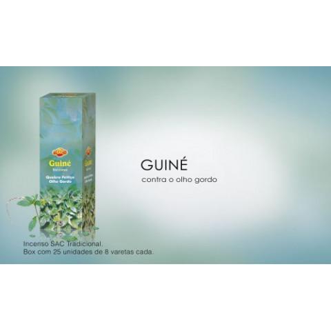 0322 - Incenso SAC Guiné