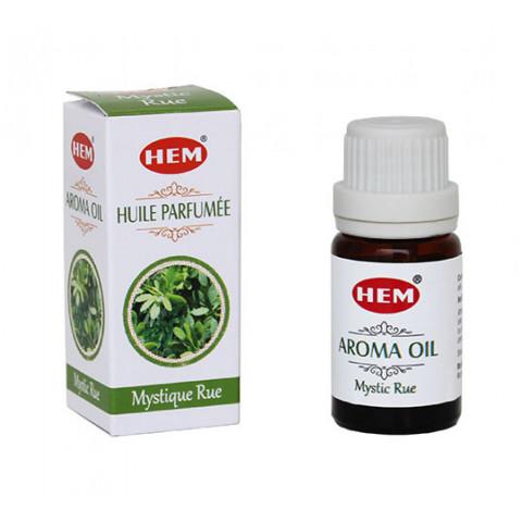 1420-43 - Hem Aroma Oil - Mystic Rue (Arruda) 10ml