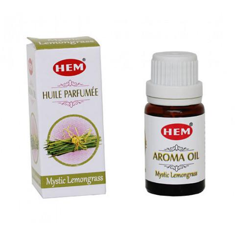 1420-42 - Hem Aroma Oil - Mystic Lemongrass 10ml
