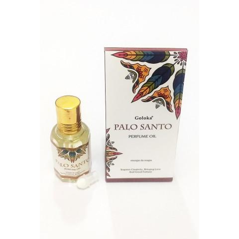 3212-08 - Óleo Perfumado Goloka Palo Santo 10ml