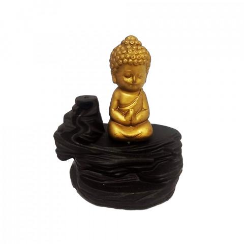 D49 - Incensário Cascata XLIX (Buda)