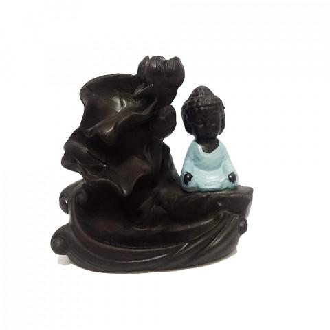 D54 - Incensário Cascata LIV (Buda)