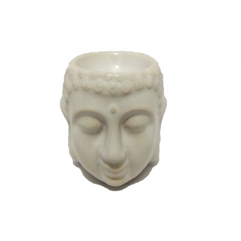 D77D - Difusor de Cerâmica LXXVII (Buda)-branco