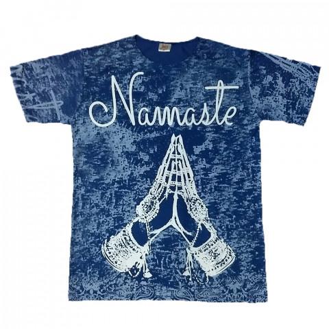 JA033 - Camiseta Azul (Namaste)