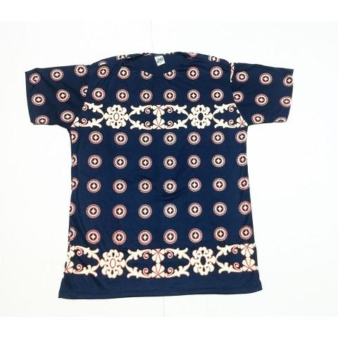 JA058 - Camiseta Azul (Círculos de Energia)