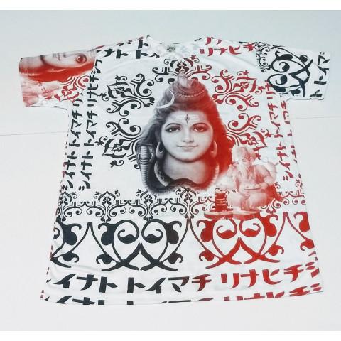 JA081 - Camiseta Branca (Shiva)